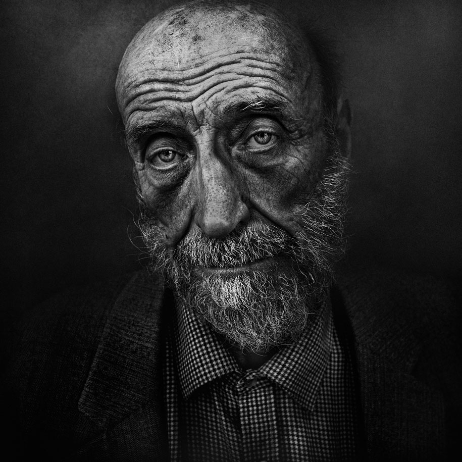 Homeless People Portraits Photography By Lee Jeffries: Niezła Sztuka