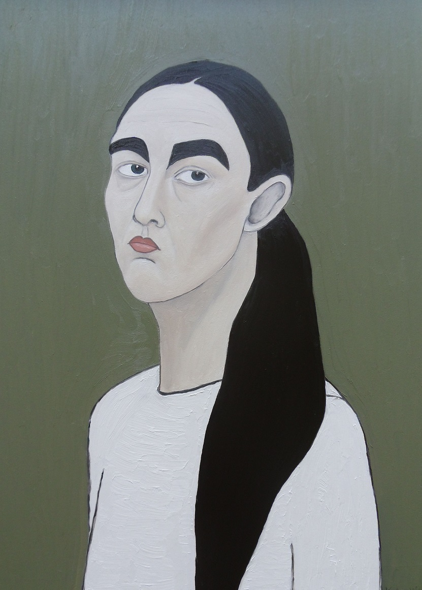 Paulina Korbaczynska painting