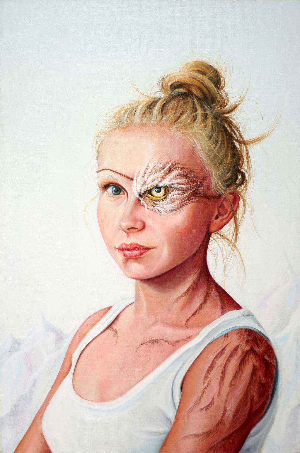Ewa Pronczuk-Kuziak paintings / niezlasztuka.net