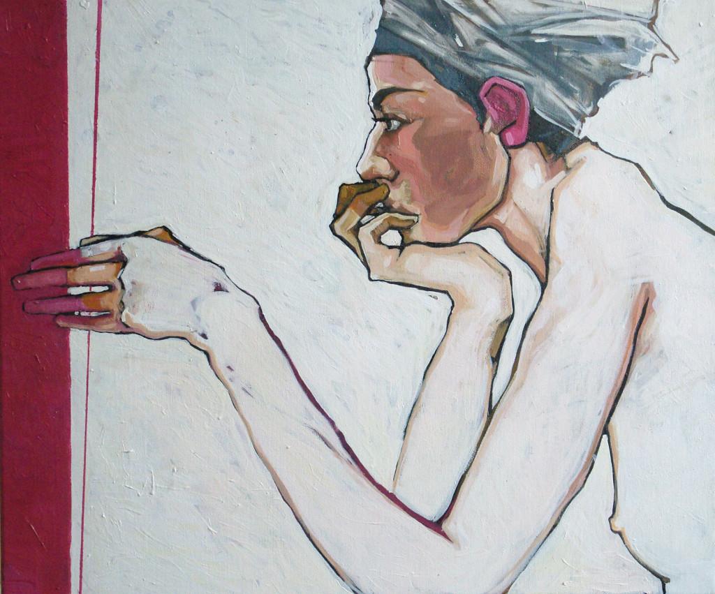 Magdalena Połacik paintings niezlasztuka.net