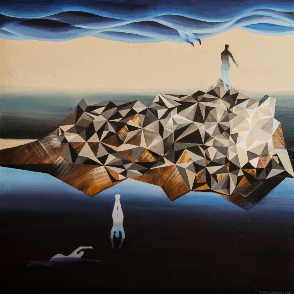Karolina Matyjaszkowicz paintings