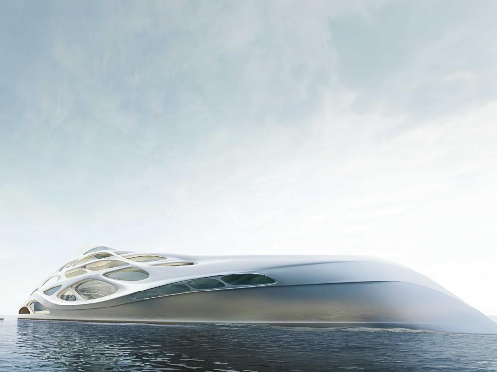 Jazz super yacht