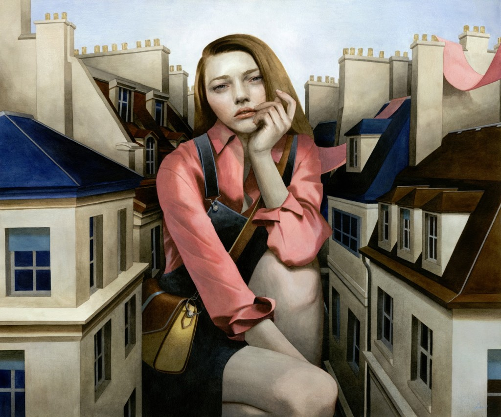 Tran Nguyen A Sentimental Swallow
