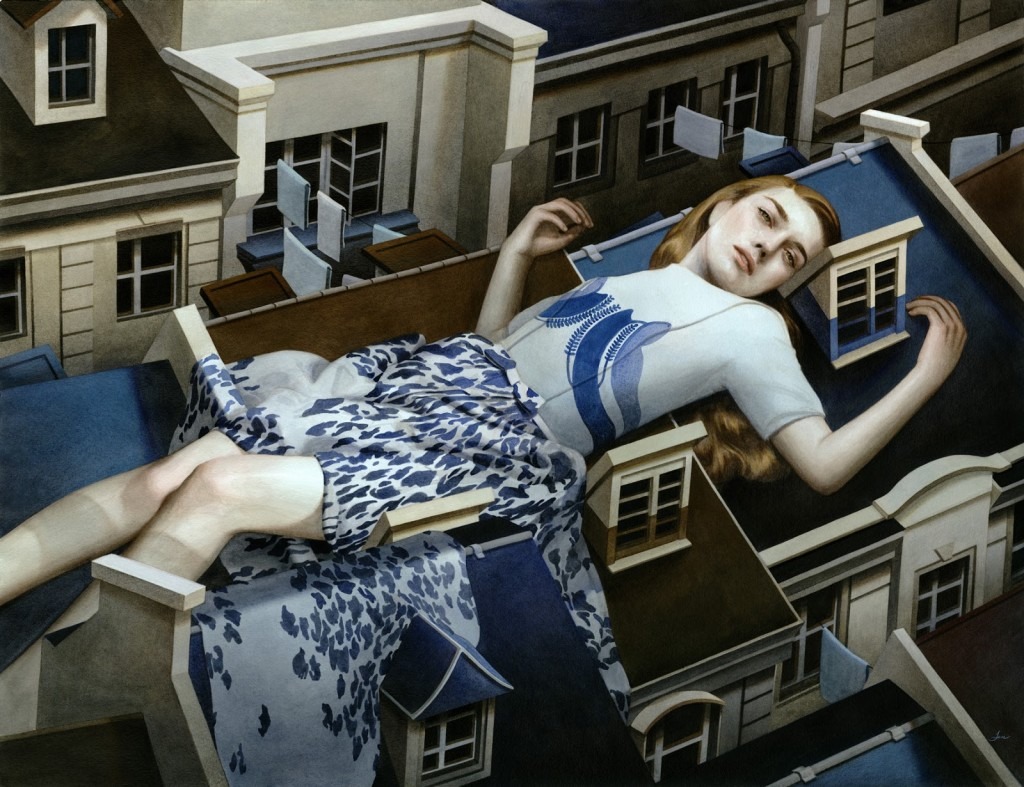Tran Nguyen  Sleeping With Nostalgia