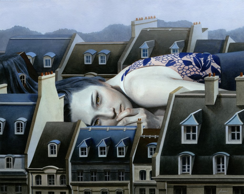 Tran Nguyen  Taste For Bitterweet Beds